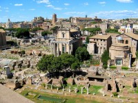 The Roman Forum, Foro Romano