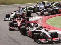 The Monza Grand Prix for Formula 1 Lovers