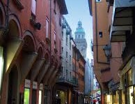 Shopping day in Bologna