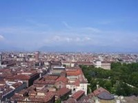 Turin at first glimpse