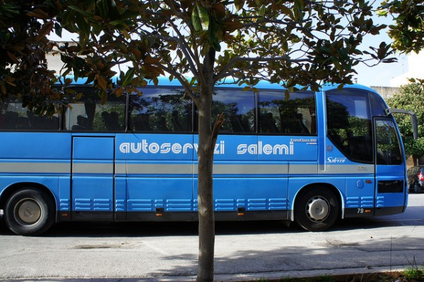 Bus to Palermo, ©Effervescing Elephant/Flickr