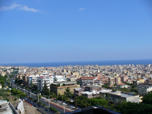 Catania city view, ©Leandro's World Tour/Flickr