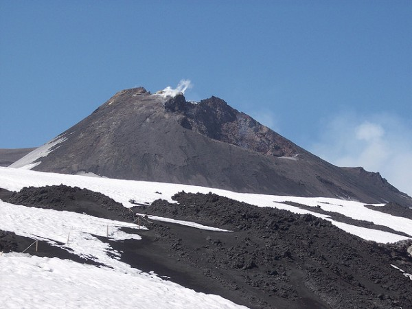 Mount Etna, ©Jonathan Edgecombe/Flickr