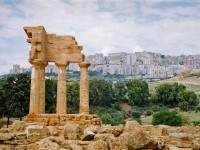 Ancient Sicily – visiting Agrigento