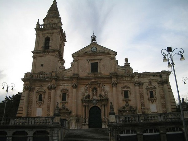 Cathedral at Ragusa Superiore, ©Ladypedina/Flickr