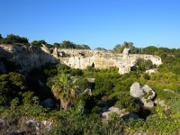 Visiting the city of Syracuse, Sicily and its vicinity