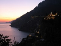 Twilight Positano, All Saints Day, ©johnny_clash55/Flickr