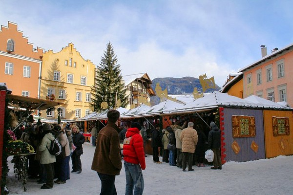 Vipiteno Christmas Market, ©darvina06/Flickr