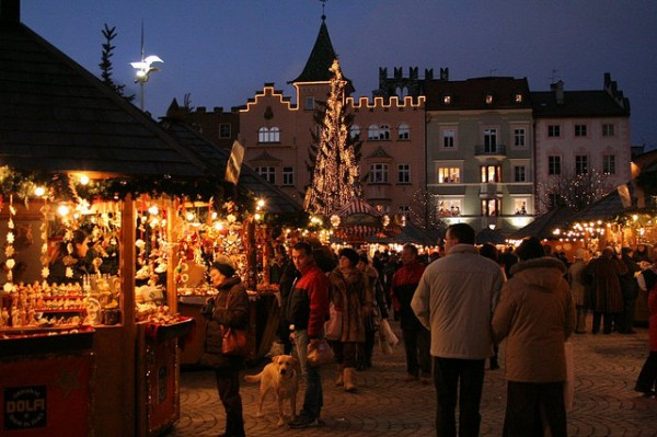 Bressanone Christmas Market, ©darvina06/Flickr